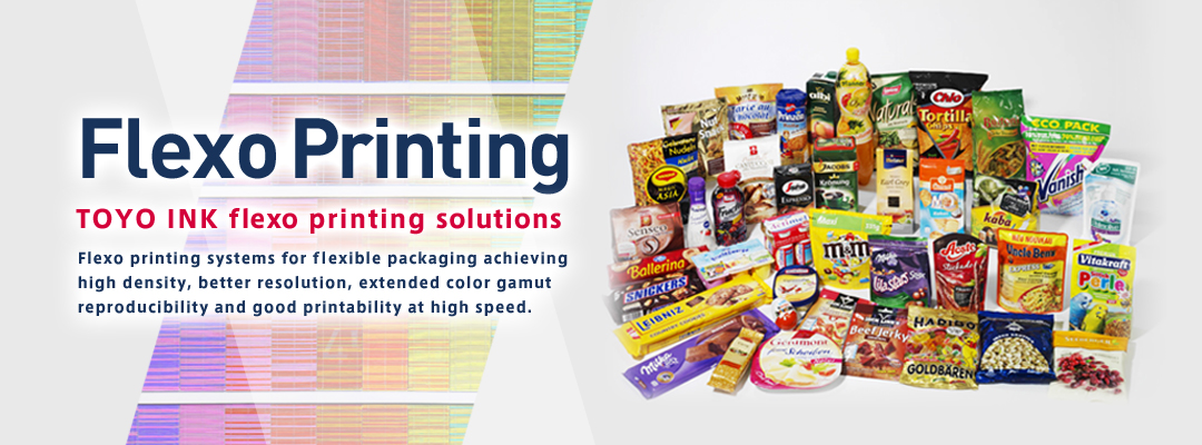 FLEXO PRINTING SOLUTIONS